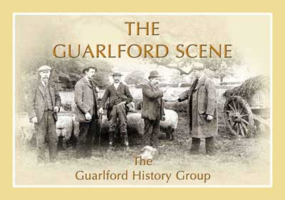 Front cover of 'The Guarlford Scene'